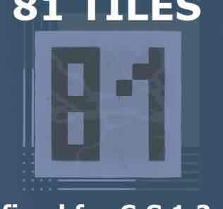 81 Tiles (Fixed for 1.2+) Mod for Cities Skylines