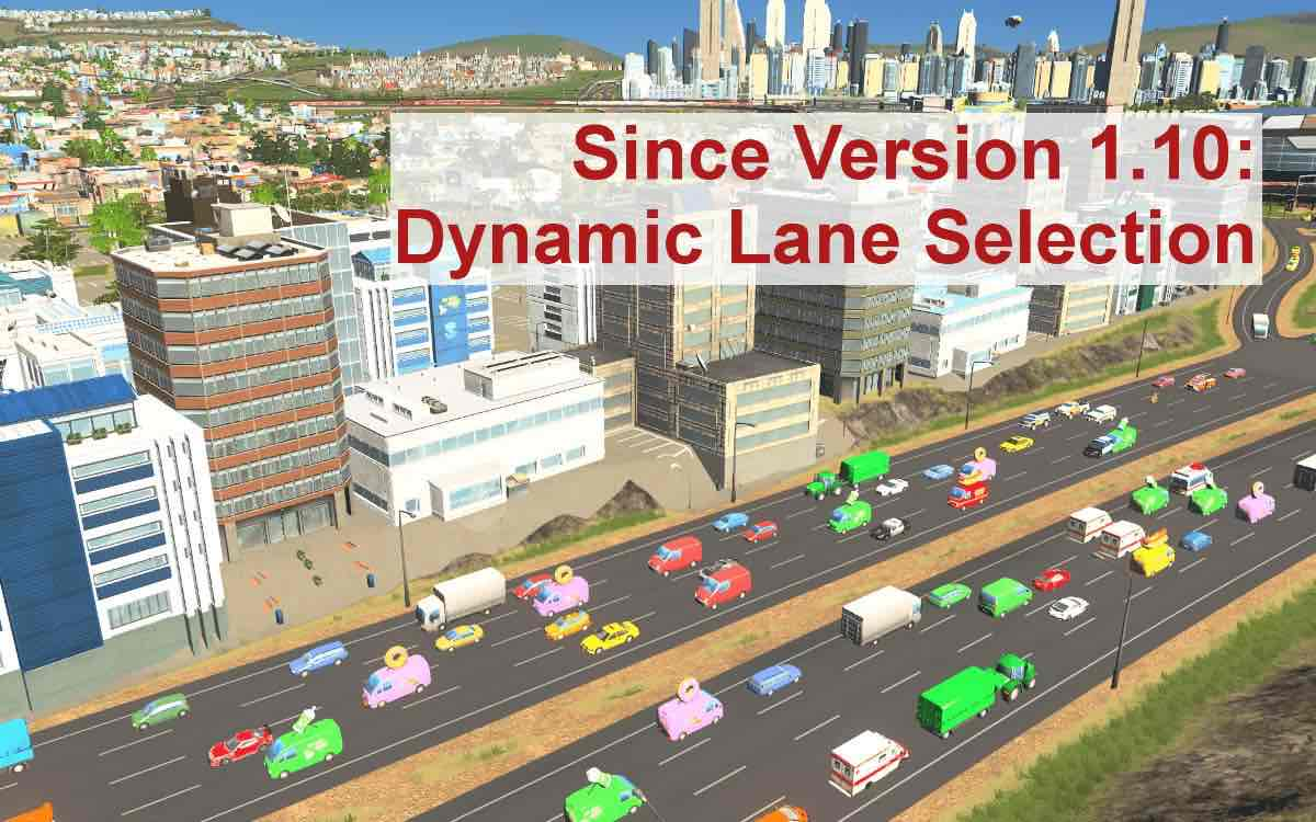 Cities Skylines Traffic Manager President Edition Free Download