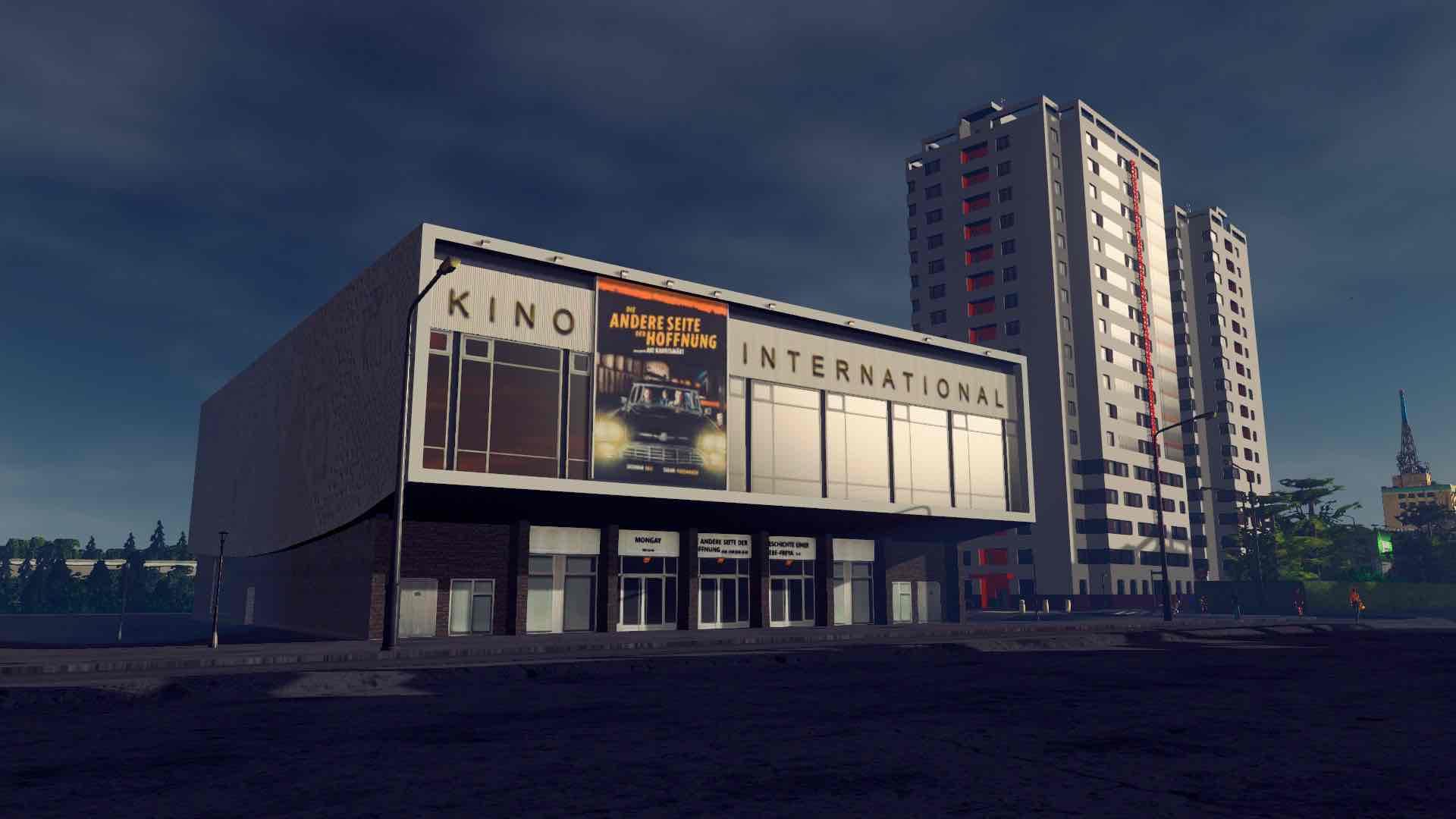 Cinema Kino Berlin