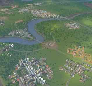 Transporting Westwood Mod for Cities Skylines