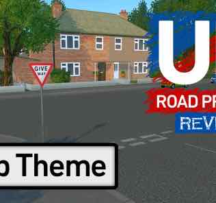 UK Road Project Revived: Map Theme Mod for Cities Skylines