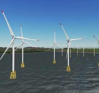 20MW Offshore Turbine Mod for Cities Skylines