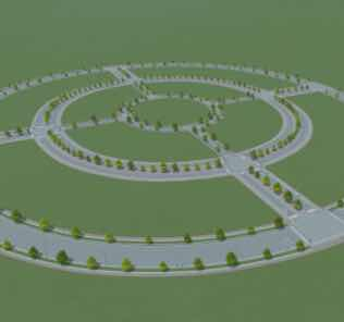 Circulation Mod for Cities Skylines
