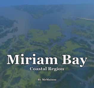 Miriam Bay Mod for Cities Skylines