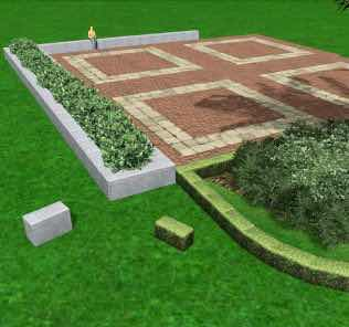 planter wall Mod for Cities Skylines
