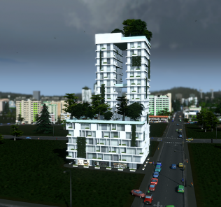 JLD Building 2 Mod for Cities Skylines