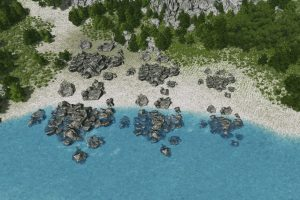 M2 Surface Rock - Water Friendly Mod for Cities Skylines