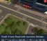 Small 4-Lane Ave. with Median at Junctions Mod for Cities Skylines