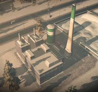 Advanced Incineration Plant Mod for Cities Skylines