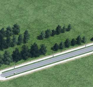 Generic Tree pack Mod for Cities Skylines
