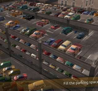 Standard Parking Garage Mod for Cities Skylines