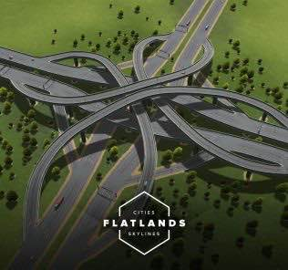 Flatlands (2.5) Mod for Cities Skylines