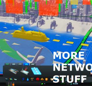 More Network Stuff Mod for Cities Skylines