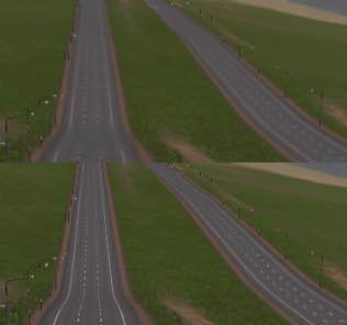 Sharp Textures Mod for Cities Skylines