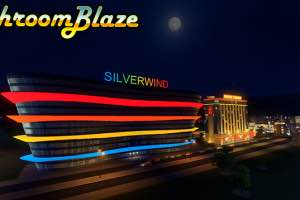 Silverwind Casino Mod for Cities Skylines