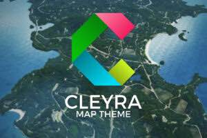 Cleyra - Map Theme Mod for Cities Skylines