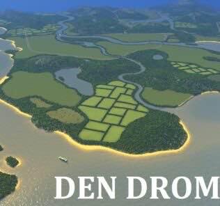 Den Drommel -Z- Mod for Cities Skylines