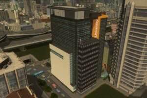 Metropolitan University - Wing B Mod for Cities Skylines