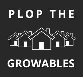 Plop the Growables Mod for Cities Skylines