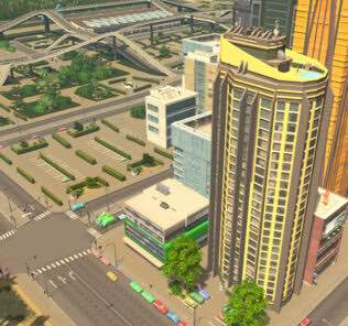 Quad's Citrine Mod for Cities Skylines