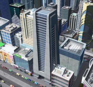 Quad's Complex Mod for Cities Skylines