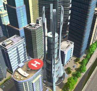 Quad's Lance Mod for Cities Skylines