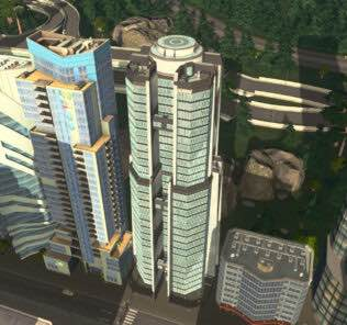 Quad's Trance Mod for Cities Skylines