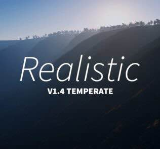 Realistic V1.5.5 Temperate Mod for Cities Skylines