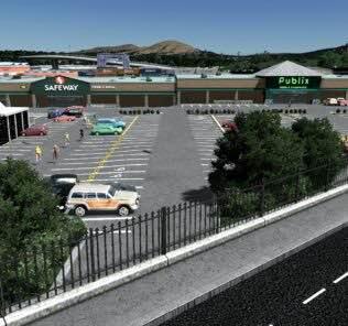 Regular bushes Mod for Cities Skylines