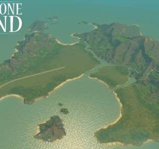 Rhinestone Island Mod for Cities Skylines