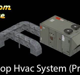 Rooftop Hvac System A Mod for Cities Skylines