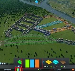 Super Demand Mod for Cities Skylines