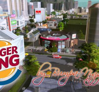 Burger King (Growable