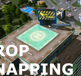 Prop Snapping Mod for Cities Skylines